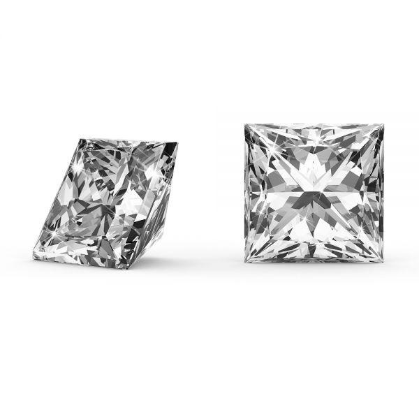 Diamant 0,72 ct., H, VS1, HRD Antwerp Belgia