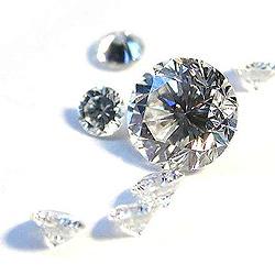 Diamante taiate (briliant)