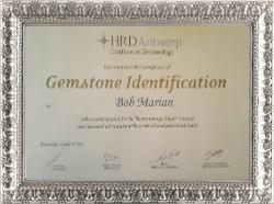 Bob Marian - Identificare, expertizare, evaluare si certificare  pietre pretioase