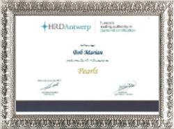 Bob Marian - Identificare, expertizare, evaluare si certificare perle